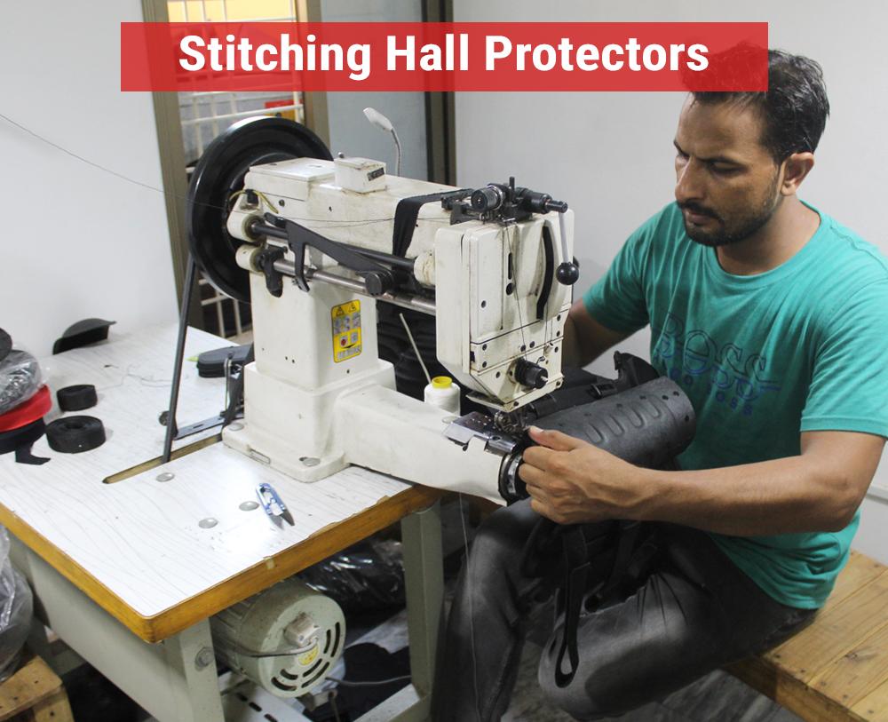 Stitching Hall Protectors