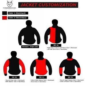 Jacket Customization