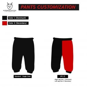 Pants Customization